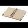 Lemtun bambusz jegyzetfüzet