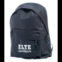 Discovery fekete hátizsák ELTE logóval