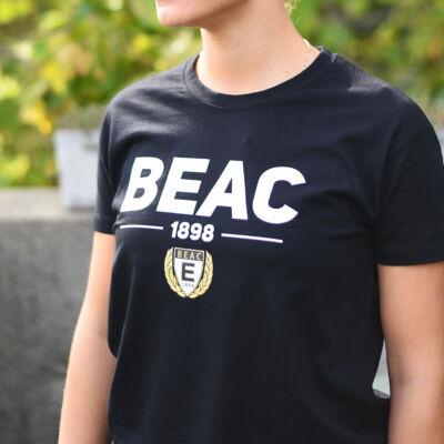BEAC póló címeres