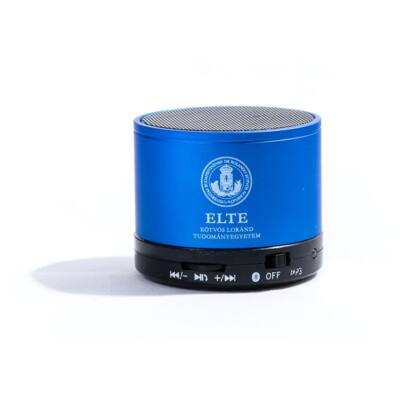 Bluetooth hangszóró ELTE - KÉK