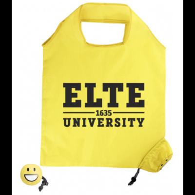 Sukrem sárga összehajtható táska