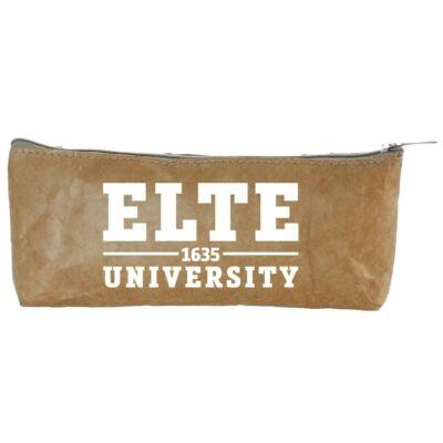 Yubesk papír tolltartó ELTE logóval