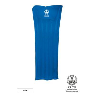 Felfújható ELTE strandmatrac - Kék