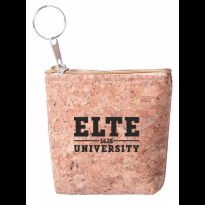 Dabey parafa pénztárca ELTE logóval