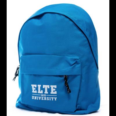 Discovery kék hátizsák ELTE logóval