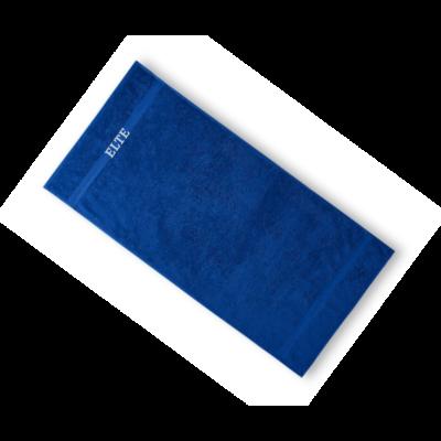Törölköző ELTE logóval  70×140